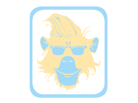 Logo Golden Monkeys - Street Food