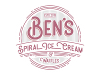 Logo Foodtruck Ben's Ice