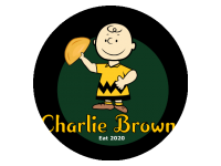 Logo Charlie Brown - Panzerotti fritti, Pucce e più