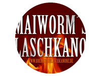 Logo Foodtruck Maiworms Gulaschkanone