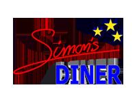 Logo Simons Diner