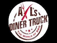 Logo Axl´s Diner Truck - Burger, Pulled Pork, Pulled Turkey, Frie