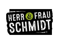 Logo Herr und Frau Schmidt - Street Food für Genießer in SHA