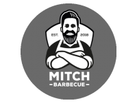 Logo Mitch Barbecue