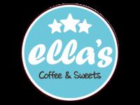 Logo ella´s Coffee & Sweets