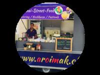 Logo Aroimak, Thaistreetfood