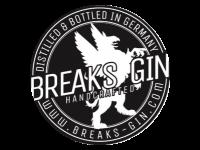 Logo Breaks Gin
