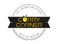 Logo Curry Corner - Rice and Curry