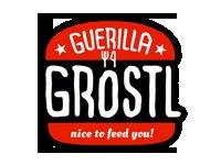 Logo Guerilla Gröstl Gourmet-Burger