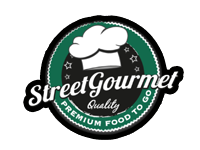 Logo Street Gourmet - Internationale Burgerkreationen