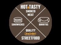 Logo SlowGrillers Old School Barbecue