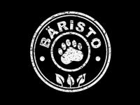 Logo BÄRISTO - Yes, ve gan!