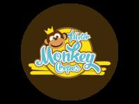Logo 1 Meter Monkey Crepes