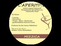 Logo L´aperitivo Mizzica