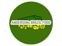 Logo Foodtruck Andersons Brazil Food
