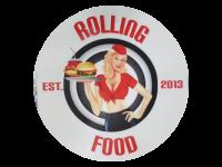 Logo Flo&Franky´s Rolling-Food