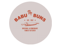Logo BABU BUNS