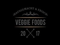 Logo Veggie Foods Events - Fritten, Döner, Salate, Bowls