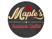 Logo Foodtruck Maple's Gourmet Waffel