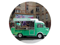 Logo Foodtruck Kitchenette