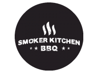 Logo Foodtruck Smoker Kitchen BBQ