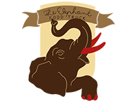 Logo The Elephant Foodtruck