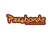 Logo Foodtruck Pizzabande