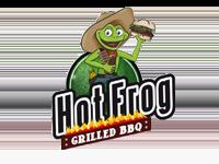Logo Hot Frog