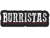 Logo Burristas - Burritos and more...