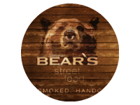 Logo Foodtruck Bear´s Streetfood