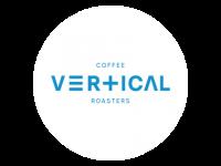 Logo Vertical Coffee Roasters Coffee Truck