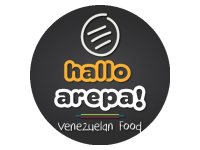Logo Hallo Arepa