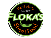 Logo Foodtruck FLOKA´S Street Food