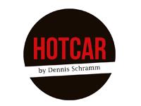 Logo Hotcar - Currywurst, Salsiccia, Hotcar-Currysoße