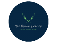 Logo Foodtruck The Vegan Station