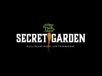 Logo the secret Garden - kulinarisch unterwegs