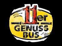 Logo 11er GenussBus