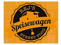 Logo REJ´s Speisewagen - Leckere Burger & Co, Salate und Reisbällchen uvm.