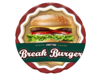 Logo BreakBurger - Burger and more