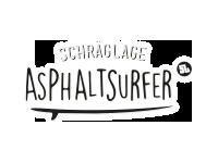 Logo Foodtruck Asphaltsurfer