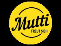 Logo Mutti freut sich - Burger, Fritten & mehr