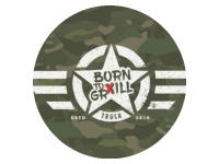 Logo Born to Grill Truck - Burger, Steakhouse Pommes, Wraps, Pasta