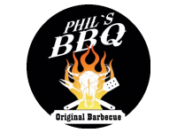 Logo Phil´sBBQ - Pulled Pork und Pulled Chicken Sandwich