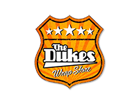 Logo The Dukes - Wraps & Salads