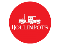 Logo RollinPots - Gulaschvariation, Panini, Suppen im Glas