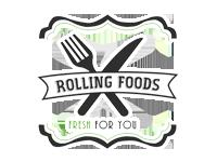 Logo Rolling Foods
