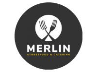Logo MERLIN - PREMIUM FOOD AND MORE
