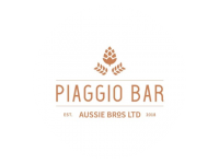 Logo Piaggio Bar
