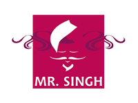 Logo Foodtruck Mr. Singh
