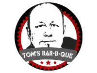 Logo Foodtruck Tom´s Bar-B-Que